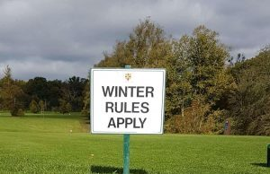 Winter Rules